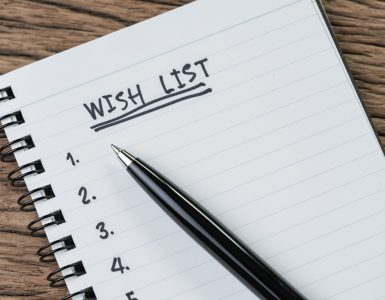 A Holiday Wish-List for Bloggers